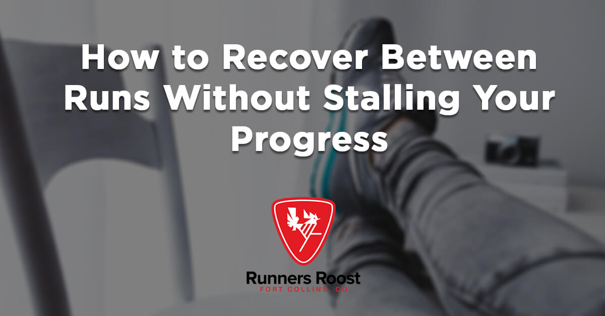 How to Recover Between Runs Without Stalling Your Progress
